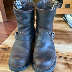 Frye Engineer Boots 8R